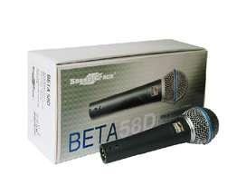 Mic Vocal Soundgrace Beta 58D
