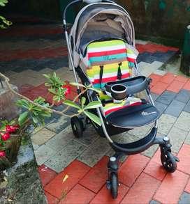 Baby Stroller (R for Rabbit)