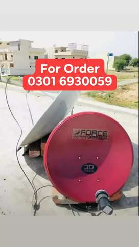 Dish Antenna Sale & Service  call 0301 -- 6930059