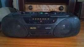 Radio Tape Digitec Super Ninja