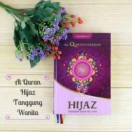 Al Quran Syaamil Hijaz For Woman