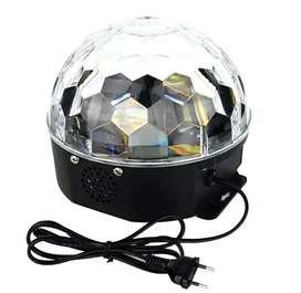 AGM Crystal Magic Ball Disco LED 20W - AC20 - White