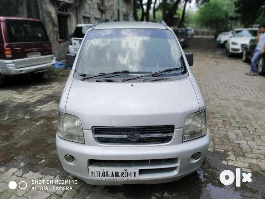 Maruti Suzuki Wagon R LXI, 2005, Petrol 0