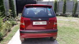 Santro xing in mint condition selling coz I have one more car