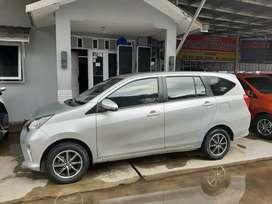 Toyota Calya type G manual 2016 bisa trma nama pembeli
