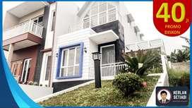 PROMO Rumah 2 Lantai Mewah 30mnit ITB Dago Setiabudi Lembang Cihideung