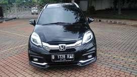 Honda Mobillio Rs At Th.2014 Tdp 15 juta # Basana mobillindo