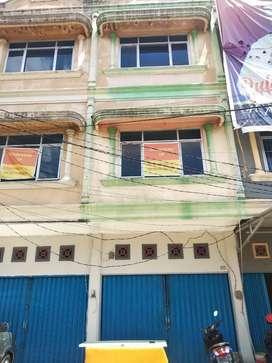 Disewakan Ruko 3 Lantai Jakabaring Palembang