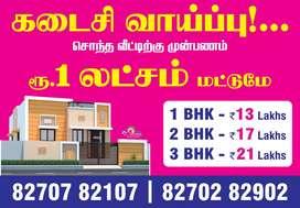 Luxury villas at low budget