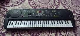 Piano 5400 keyboard