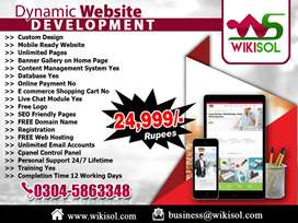 Web Designing Development SEO Services in Rawalpindi