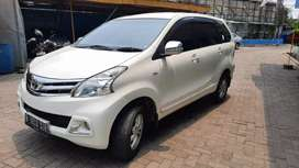 Avanza g matic putih tampa survey
