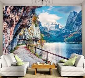 Specialist Wallpaper dinding & plafon