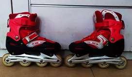 Jual Sepatu Roda . Barang Bagus... Size 38 - 39