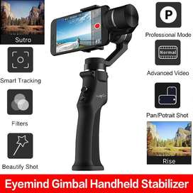 Beyondsky Eyemind 3-Axis Gimbal Handheld Stabilizer for Smartphone