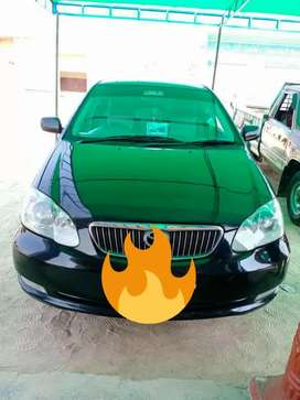 Toyota corolla xli 2008 as easy installment