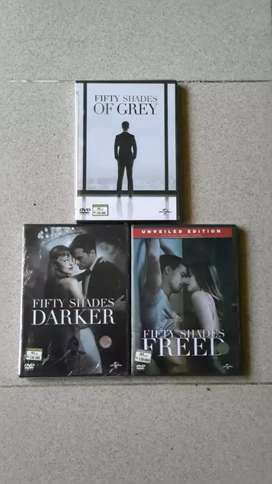 Dvd Fifty Shades Trilogy