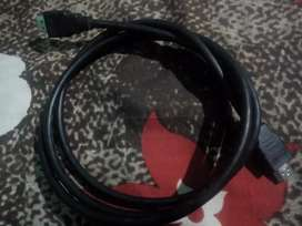 HDMI cable 1.5 mtr amazing price