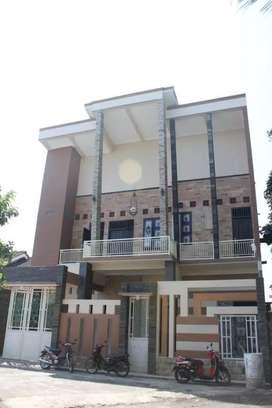 Dijual rumah mewah tengah kota