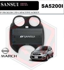 SANSUI 9IN RAM2GB ROM16GB TANPA SIMCARD MARCH 2010