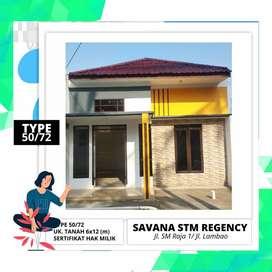 Savana STM Regency mewah