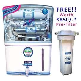 Hdfhy aqua natural RO water purifier