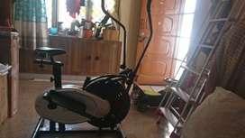 Hercules Exercise Bike
