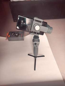 DJI OSMO 2 GIMBAL (14 months old) with bill