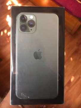 Iphone 11 pro. Midnight Green 256GB