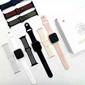 SMART WATCH SERIES-6 WITH CALLING & FITNESS TRACKERS