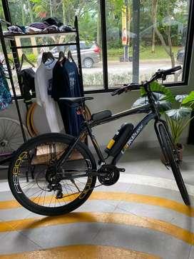 Sepeda elektrik / listrik Lankeleisi