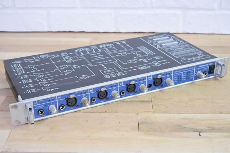 RME fireface 800 Sound card audio Interface 0