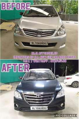 Innova Type4 Front Grill full chrome Z model