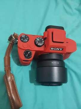 Kamera sony a7 mark II