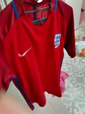 Jersey inggris euro 2016