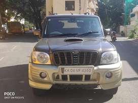 Mahindra Scorpio VLS 2.2 mHawk, 2008, Diesel