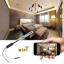 S06 HD WiFi Mini Smallest Hidden Camera 1080p