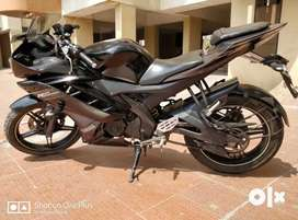 R15 in very good condition