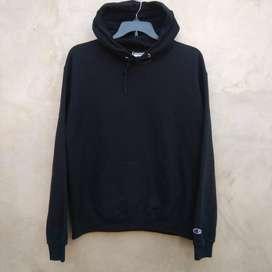04 CHAMPION Zip Hoodie Jacket/Jaket Second Original 101%