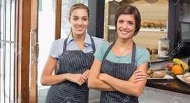waitres pria / wanita