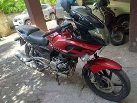 Sell To My Bike Plusar 220 Candie Red Color