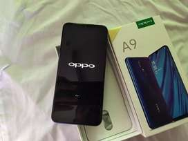 Oppo A9 4GB 128GB New just box open only