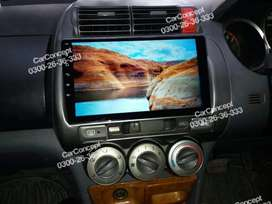 City 2003 to 2008 Android Led with Frame Full hd ips disply