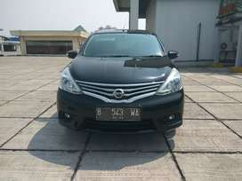 Nissan Grand Livina XV AT 2017 Hitam Good Condition Istimewa
