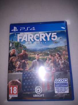 Far cry 5 - for PS4 console