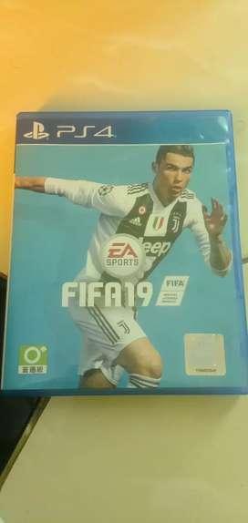 Jual BD PS4 Fifa 19 dlc utuh