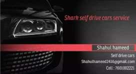 Shark Self Drive Car's