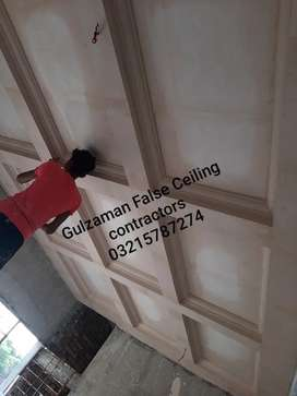 Gujranwala False Ceiling roof Ciling gypsum Celing falls Ceiling