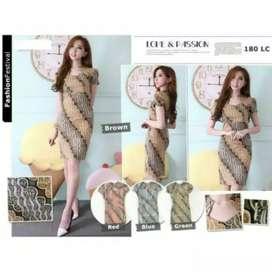 Dress Batik Lc180
