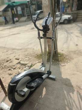 Magnetic cross trainer elliptical cycle magnetic cardio cycle gym mach
